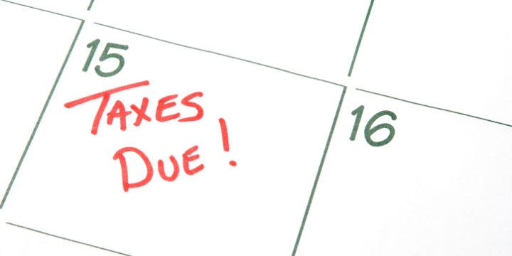税金を滞納するとどうなる?