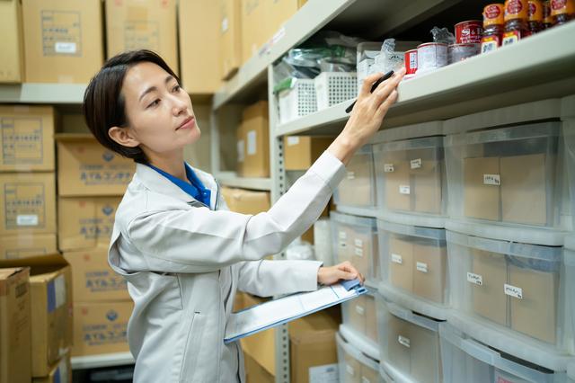 先入先出法での棚卸資産の評価・商品有高帳の記入例 移動平均法との違いも解説