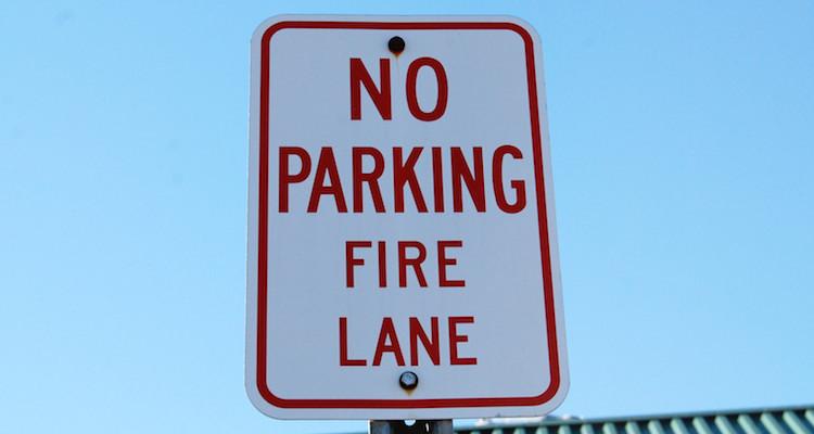 駐車違反の罰金
