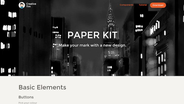 Paper UI