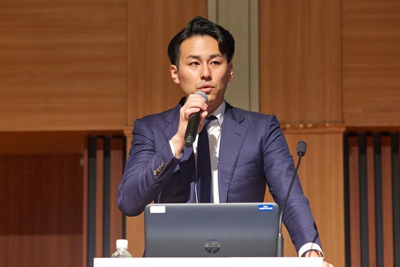 グローウィン・パートナーズ株式会社・長谷川朋弥氏