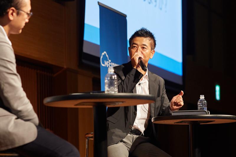 高橋知道氏×瀧俊雄氏 「RPA・AIが管理部門へもたらす未来」