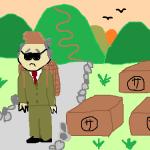 「おじいさんは山へガサ入れに…」 元国税芸人さんきゅう倉田が「#税務童話」をつくってみた