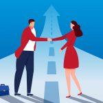 新しい経理の仕事の骨格  ⑤正社員と外部社員の関係性