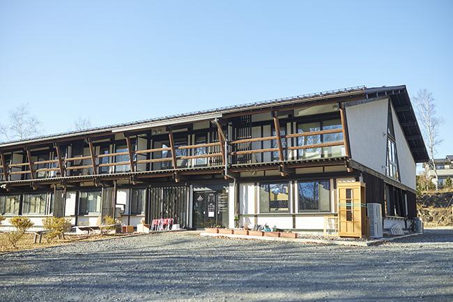 富士見 森のオフィス