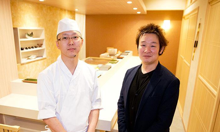 日本料理「室町 三谷屋」/ITA大野税理士事務所<br>