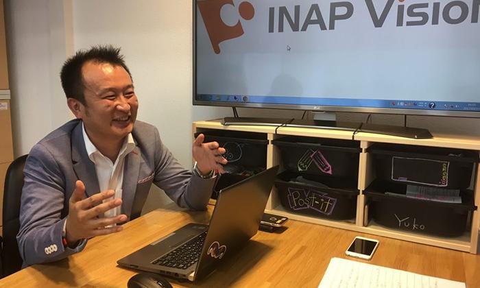 株式会社INAP Vision<br>