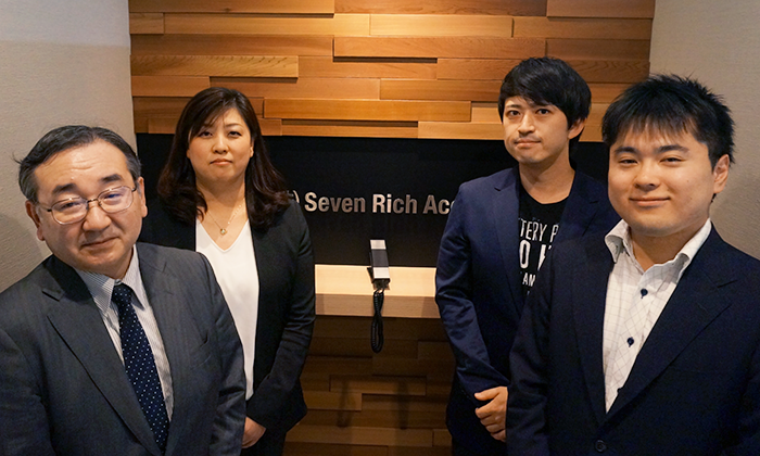 株式会社博善社/Seven Rich 会計事務所/株式会社Seven Rich Accounting<br>