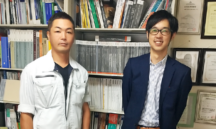 建築工房ゼロ株式会社/伊藤会計事務所<br>