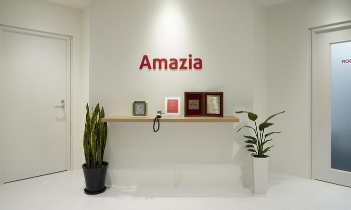 株式会社Amazia